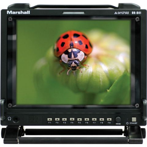 """Marshall Electronics  OR-841-HDSDI Orchid 8.4"""" Portable Field Monitor   by Marshall Electronics"""