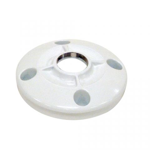 "Chief 6"" (152 mm) Speed-Connect Ceiling Plate, White  by Chief"
