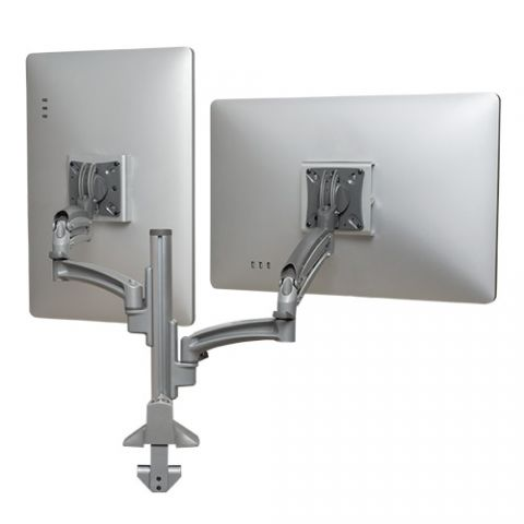 Chief Kontour'Ñ¢ K1C Dual Monitor Dynamic Column Mount, Reduced Height by Chief