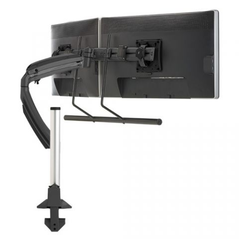 Chief Kontour'Ñ¢ K1C Dynamic Column Mount, Dual Monitor Array by Chief