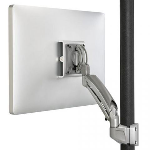 Chief Kontour'Ñ¢ K1P Dynamic Pole Mount, 1 Monitor by Chief