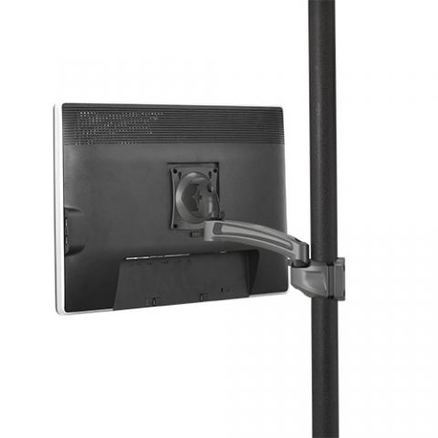 Chief Kontour'Ñ¢ K2P Articulating Pole Mount, Single Monitor by Chief