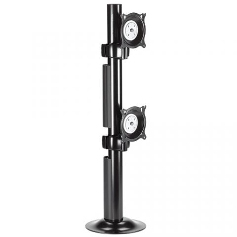Chief Dual Vertical Grommet Mount by Chief