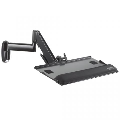 Chief KWK Height-Adjustable Keyboard & Mouse Tray Wall Mount by Chief