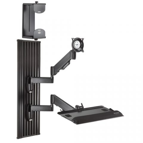 Chief All-in-One Monitor Workstation Wall Mount by Chief