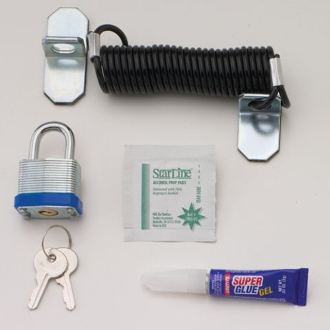 Chief Cable Lock Kit by Chief