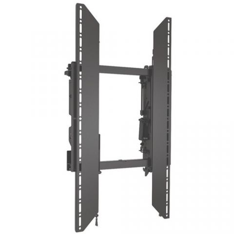 Chief ConnexSys'Ñ¢ Video Wall Portrait Mounting System without Rails by Chief