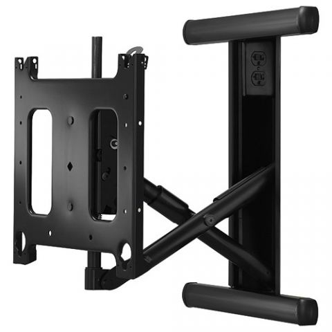 """Chief Large Low-Profile In-Wall Swing Arm Mount - 15"""" (without interface) by Chief"""