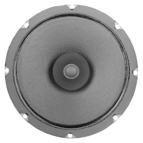 "Electro-Voice 209-4T 8"" Dual Cone Ceiling Speaker, 80-15000Hz Frequency Response, 10 Watts Power, 8 Ohms Impedance, 4 Watt 25/70/100-Volt Line Transformer, Single  by Electro-Voice"