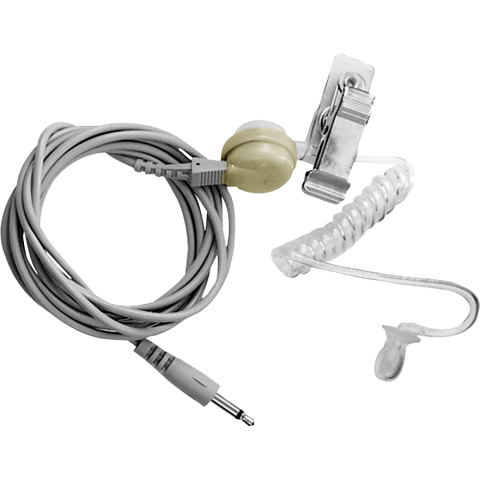 Telex AFC-1 Under Chin Assisted Listening Eartube with Foam Cushion  by Telex