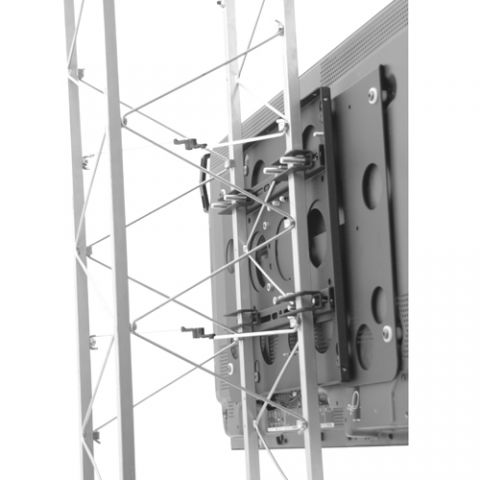 Chief Large Fixed Truss & Pole Mount by Chief