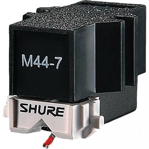Shure  M447 Competition DJ Turntable Cartridge   by Shure