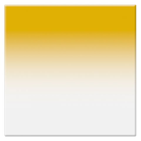 "Tiffen  4 x 4"" 1 Tobacco Soft-Edge Graduated Filter   by Tiffen"