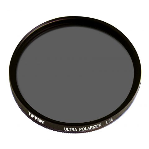 Tiffen  127mm Ultra Pol Linear Polarizer Filter (Non-Rotating)   by Tiffen