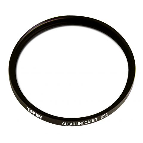 Tiffen  107mm Coarse Thread Clear Uncoated Filter   by Tiffen