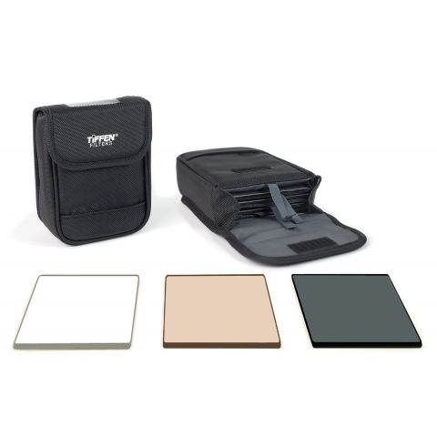 "Tiffen  4 x 5.65"" Video Essential DV Kit   by Tiffen"