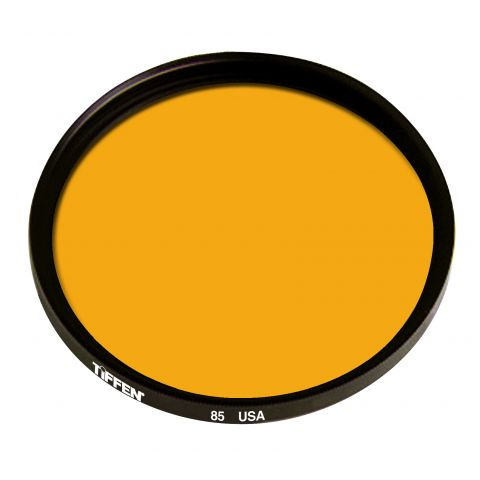 Tiffen  138mm 85 Color Conversion Filter   by Tiffen