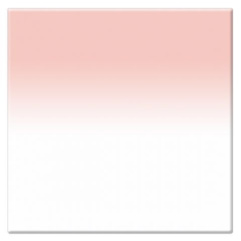 "Tiffen  4 x 4"" 2 Red Soft-Edge Graduated Filter   by Tiffen"