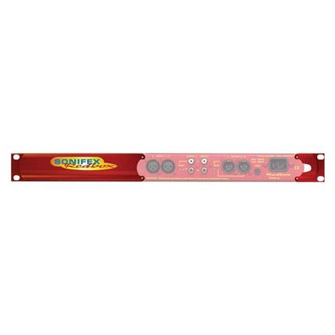 Sonifex RB-RK2 1U Rear Rack Kit for Small Redboxes by Sonifex