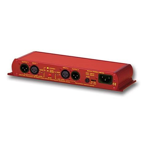 Sonifex RB-SL2 1U Twin Mono/Stereo Microphone Limiter by Sonifex