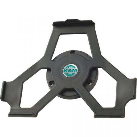 K&M iPad 2 Wall Mount Holder  by K&M