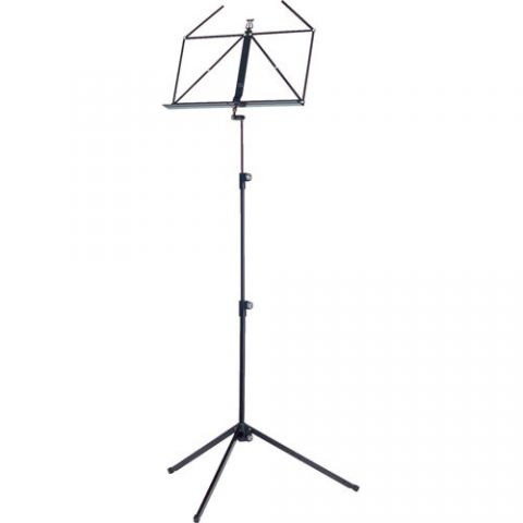 K&M 100/1 Music Stand (Black)  by K