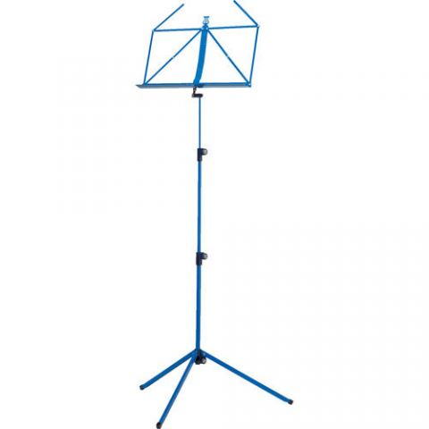 K&M 100/1 Music Stand (Blue)  by K