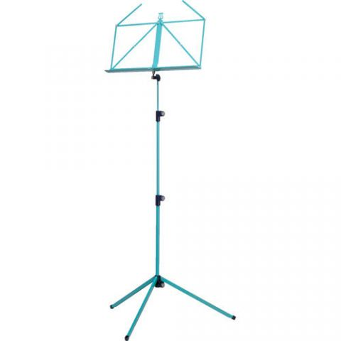 K&M 100/1 Music Stand (Green)  by K