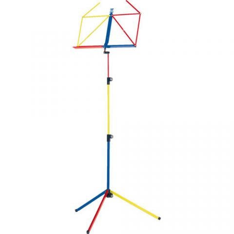 K&M 100/1 Music Stand (Rainbow)  by K