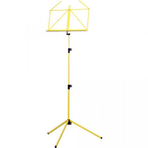 K&M 100/1 Music Stand (Yellow)  by K