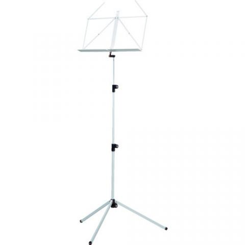 K&M 100/1 Music Stand (White)  by K&M
