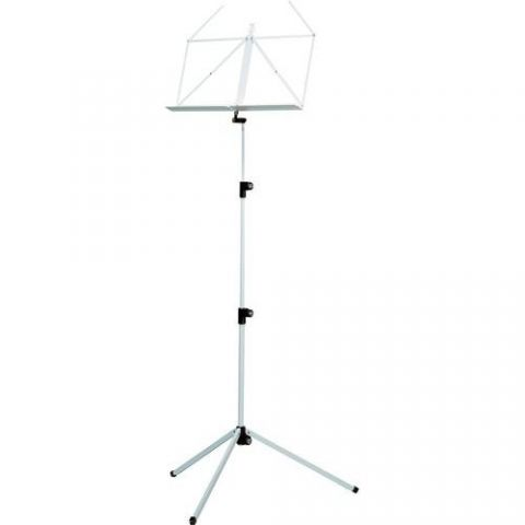 K&M 100/1 Music Stand (Silver)  by K&M