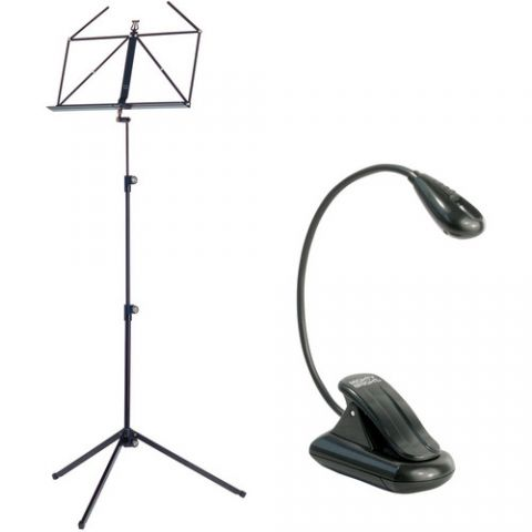 K&M 100/1 Music Stand Kit  by K&M