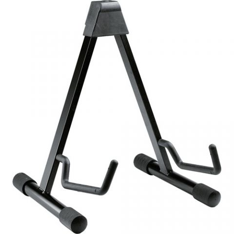K&M 17541 Acoustic Guitar Stand (Black)  by K&M