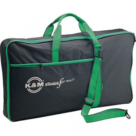 K&M 11450 Waterproof Carry Case for 118 Series Orchestra Music Stands (Black)  by K