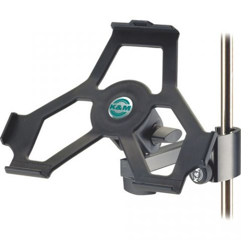 K&M Music Stand Holder for iPad 2nd, 3rd, 4th Gen  by K&M