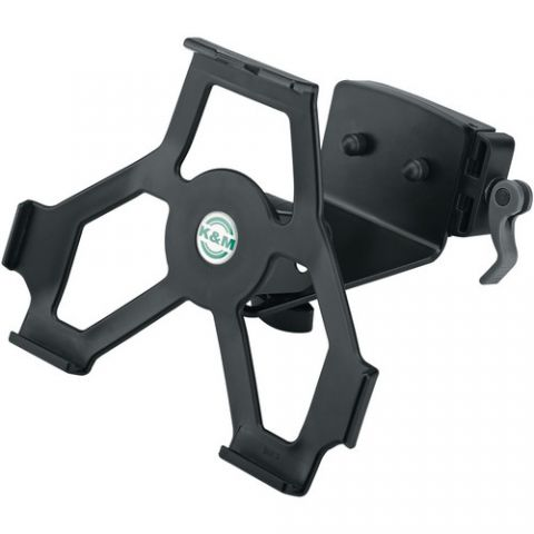 K&M iPad Holder for Spider Pro Keyboard Stand  by K