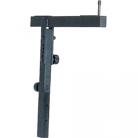 K&M 18881 Stacker Tier for the K&M 18880 Keyboard Stand (Black)  by K&M