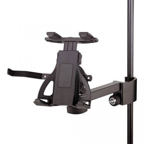 K&M 19740 Tablet PC Holder (Black)  by K&M