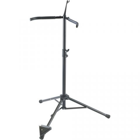 K&M 141/1 Cello Stand (Black)  by KM