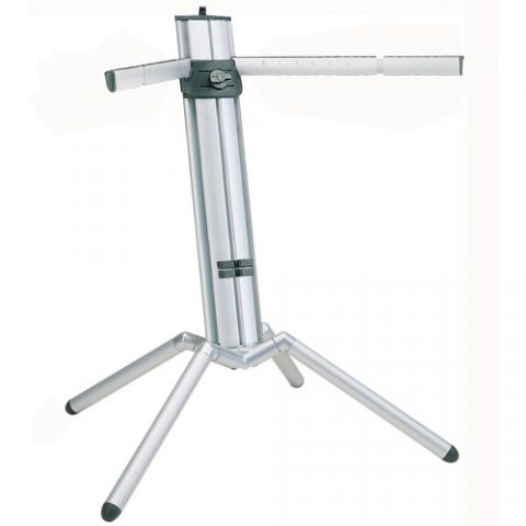 K&M 18840 Baby Spider Pro Keyboard Stand (Anodized Aluminum)  by K&M