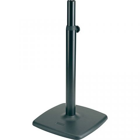 """K&M 26795 31-53"""" Steel Monitor Stand  by K"""