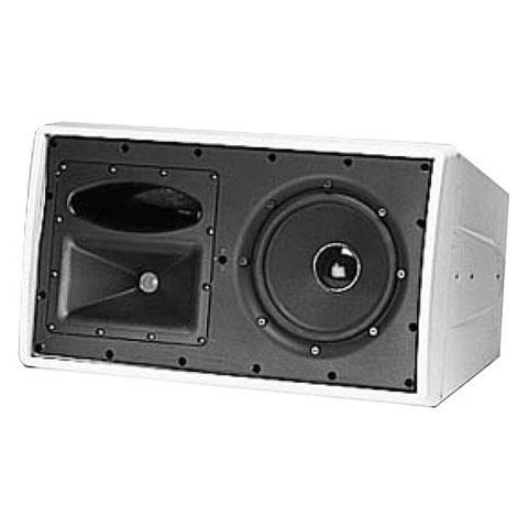 "JBL C29AV-WH-1 8"" 2-Way Indoor/Outdoor Monitor Speaker, Black, Single  by JBL"