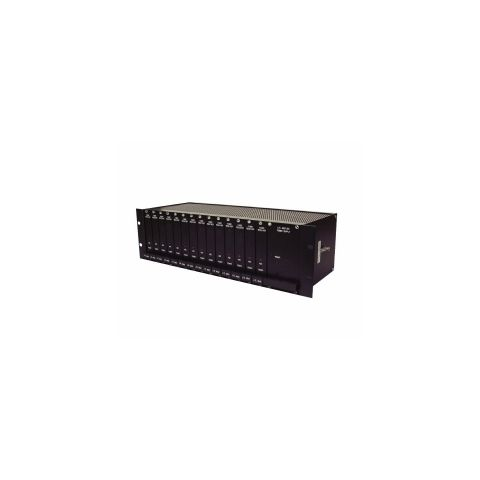 Bosch LTC 4637/60 Rack and Power Supply for Fiber Optic Modules, 120 V AC, 60 Hz by Bosch Security