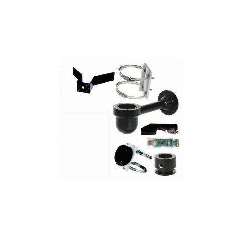 Bosch MIC-412-RWAB MIC612/412 Replacement Silicone Wiper Assembly, Black by Bosch Security