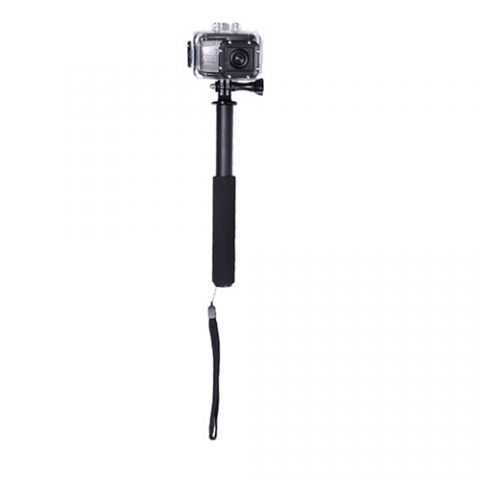 VariZoom STEALTHY STICK Ultimate POV Pole and Selfie Stick by VariZoom