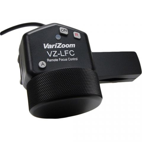 VariZoom VZLFC electronic follow focus for Canon C100 - C300 series by VariZoom