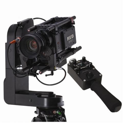 VariZoom VZCINEMAPRO-K5 CinemaPro-K5 Remote Head and Jibstick Jr Kit by VariZoom