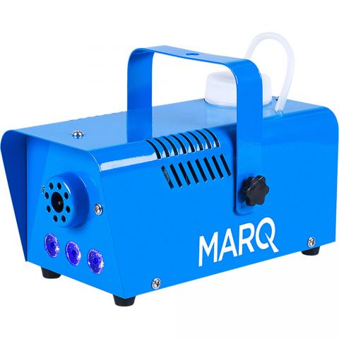 Marq Fog 400 LED Quick-Ready Water-based Fog Machine in Blue by MARQ