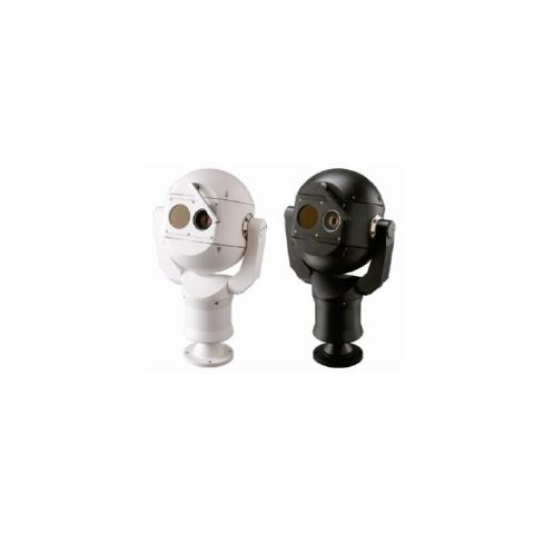 Bosch MIC-612TFALW36N MIC Dual Thermal, PTZ Standard Resolution, 35 mm Lens, 30 Hz White 36x NTSC, Export Controlled by Bosch Security